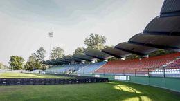 NS Mura's Fazanerija City Stadium has only 3,782 seats