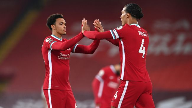 Losing Virgil van Dijk has impacted Liverpool defensively and in the opposition area