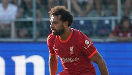 Liverpool striker Mohamed Salah will be hoping to fire his team to the Champions League final for a third time