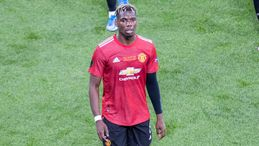 Paul Pogba is the subject of increased transfer speculation once again