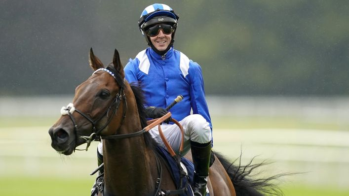 Battaash is looking for his fifth successive win in the King George Qatar Stakes