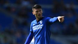 Cardiff's Kieffer Moore has been linked with a move to Wolves
