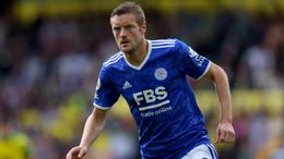 Despite his advancing years, veteran forward Jamie Vardy continues to hit new heights for Leicester