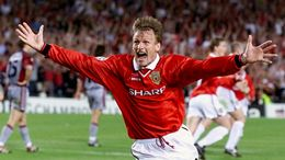 Teddy Sheringham spoke to LiveScore to recall his memories of the 1999 Champions League final