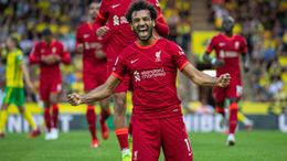 Mohamed Salah is one of the Premier League's standout African stars