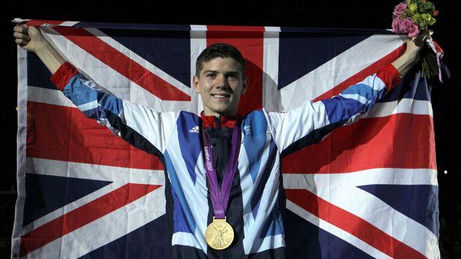 Luke Campbell won Olympic gold at London 2012