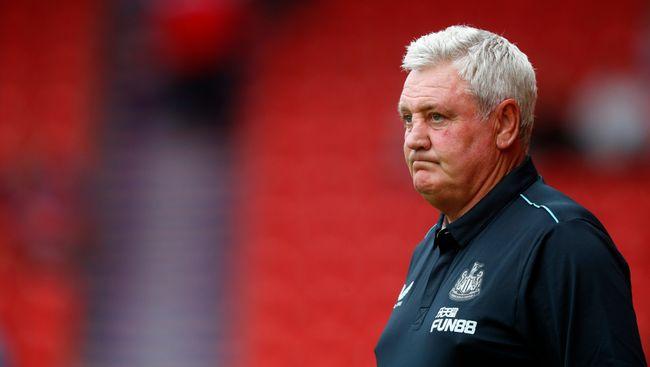 Steve Bruce is already under pressure at Newcastle ahead of the new Premier League season