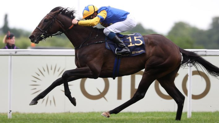 Wonderful Tonight looks the one they all have to beat in the Lillie Langtry