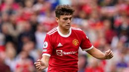 Daniel James has swapped Manchester United for Leeds