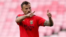 Haris Seferovic was Benfica's top scorer in the Primeira Liga last season, with 22 strikes across the campaign