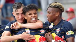 Austrian champions FC Salzburg will be hoping to spring a surprise in the Champions League