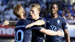 Former European Cup finalists Malmo are back in the Champions League group stage